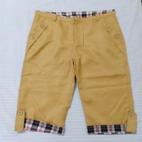 Used Shorts brown L in Dubai, UAE