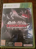 Used Tekken tag tournament 2 xbox 360 in Dubai, UAE