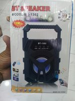 Used Blutooth Speaker BT-1302 in Dubai, UAE