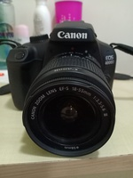 Used Canon EOS 4000D DSLR Camera in Dubai, UAE