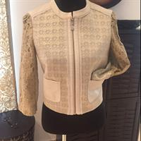 Used Anna Sousa Being And Gold Jacket  in Dubai, UAE