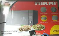 Nikai Microwave oven Used Only 2tyms