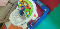 Used Baby walker with interactive toys junior in Dubai, UAE