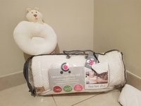 Used Memory foam matt+cushions baby in Dubai, UAE