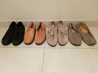 Used 4 shoes only used once in Dubai, UAE