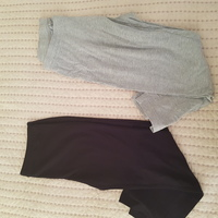 Used 2 leggings size S in Dubai, UAE