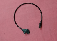 Used Lazy stand up charging cable, iPhone in Dubai, UAE