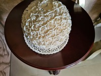 Used Huge round flower candle shape in Dubai, UAE