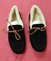 Used Fleece flat shoes 39 size ! in Dubai, UAE