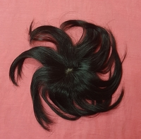 Used Silky clip on hair 18cm in Dubai, UAE