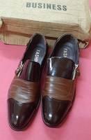 Used 44 size business casual shoes! in Dubai, UAE
