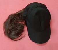 Used Hair extension baseball hat ! in Dubai, UAE
