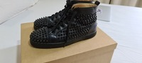 Used christian louboutin high tops in Dubai, UAE