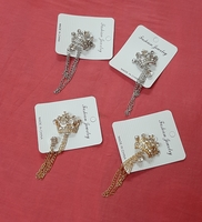 Used Crown Brooch 2 pcs ! in Dubai, UAE