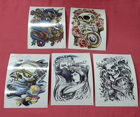 Used Unisex 3D Temporary tattoos in Dubai, UAE
