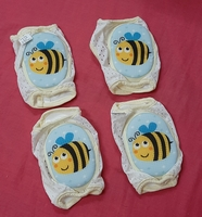 Used Baby crawling knee pads 2 pairs ! in Dubai, UAE