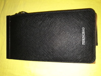 Used Men's leather card holder in Dubai, UAE