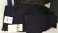 Used Trouser Jogger for men, NEW, black in Dubai, UAE