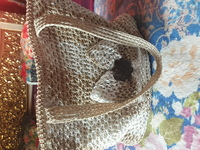 Used Crochet ladies bag in Dubai, UAE