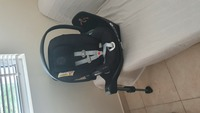 Used Cybex cloud Z I-size with isofix base in Dubai, UAE