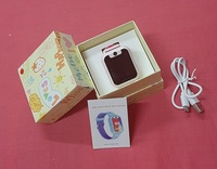 Used Smart watch for kids, pink color ! in Dubai, UAE