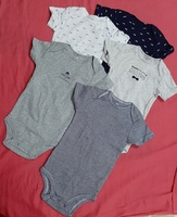 Used 5 rompers for your prince ! in Dubai, UAE