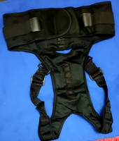 Used Corrective Back Brace ,Black XXL in Dubai, UAE