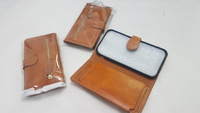 Used 3pcs- Apple Magnetic Wallet Phone Case in Dubai, UAE