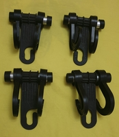 Used Car Seat headrest hook. 4 pcs in Dubai, UAE