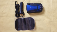 Used Car Laser Radar Detector. BLUE in Dubai, UAE