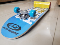 Used Skateboard Brand New in Dubai, UAE