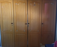 Used 4 door closet in Dubai, UAE
