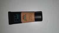 Used Maybelline Fit Me! Matte & Poreless Foun in Dubai, UAE