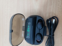 Used Touch control wireless earnuds in Dubai, UAE