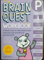 Used Brain Quest Workbooks and Early Reder B9 in Dubai, UAE