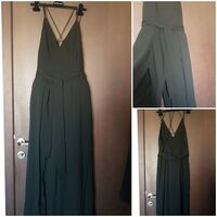 Used Black sexy Jumpsuit/New in Dubai, UAE
