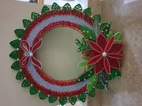 Used Handmade Christmas wreath in Dubai, UAE