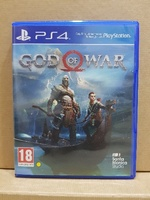 Used God of war for PS4 in Dubai, UAE