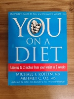 "Used ""You on a diet"" book in Dubai, UAE"