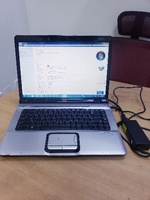 Used HP DV6000 Laptop With Charger in Dubai, UAE