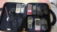 Used 10 Damaged phones, BlackBerry and Nokia. in Dubai, UAE