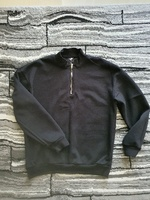 Used FSBN half zip sweater for men size Small in Dubai, UAE