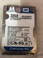 Used Hard disk sata for laptop 320gb in Dubai, UAE