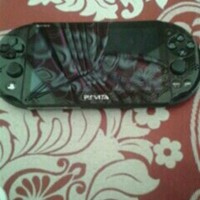 Used Ps Vita With 3 Games You Can Check Each Game In Souq.com Also 8 Gb Memory in Dubai, UAE