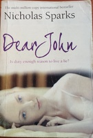 Used Dear John by Nicholas Sparks for sale in Dubai, UAE
