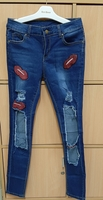 Jeans for her, skinny, M