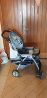 Used Baby Stroller, Car Seat and Isofix base  in Dubai, UAE