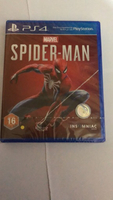 Used Ps4 marvel spider man  in Dubai, UAE
