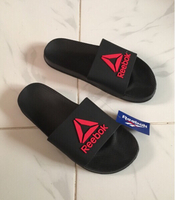 Used Reebok slippers size 42, new in Dubai, UAE