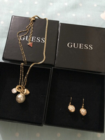 Used Guess by Marciano Necklace and Earrings in Dubai, UAE